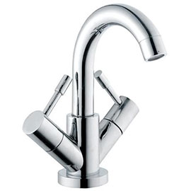 Ultra Series 2 Mono Basin Mixer with Swivel Spout & Pop Up Waste - FJ315