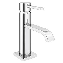 Ultra Series W Mini Mono Basin Mixer Tap Inc. Waste - WTY315