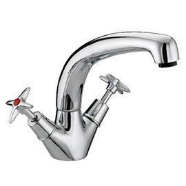 Bristan - Value Crosshead Monobloc Sink Mixer - VAX-SNK-C