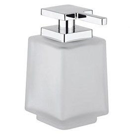 Crosswater - Wisp Frosted Glass Soap Dispenser - WP_DISP