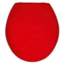 Wenko Prima MDF Toilet Seat - Bordeaux - 152201100