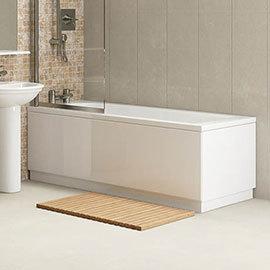 White MDF Bath Panel Pack - Various Sizes