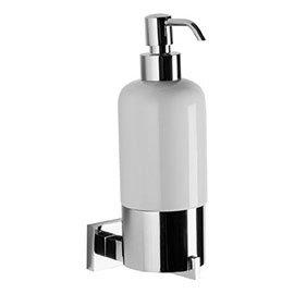 Crosswater - Zeya Ceramic Soap Dispenser - ZE011C+