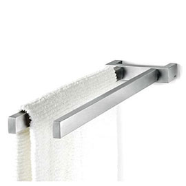 Zack Linea 45cm Towel Holder - Stainless Steel - 40392