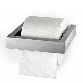 Zack Scala Glossy Stainless Steel Towel Shelf 40065 At