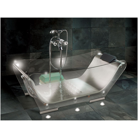 Crystal Baths Lucid Grande Bath Cry Luc Grd At