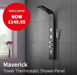 maverick shower offer