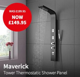 maverick shower offer