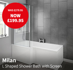 milan bath offer