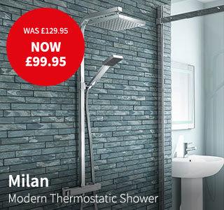 Milan Shower Sale