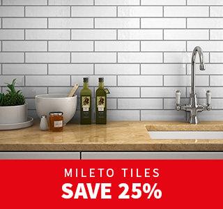 mileto tiles april promotion