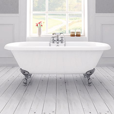Double Ended Roll Top Baths