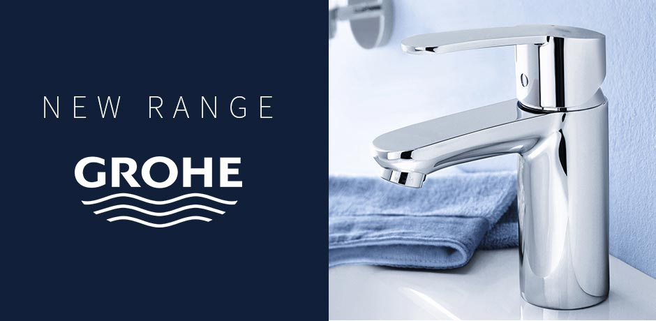 New Grohe 2016 collection of bathroom products now available at Victorian Plumbing