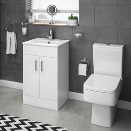 Bathroom Suites | Complete Bathroom Suite | Victorian Plumbing