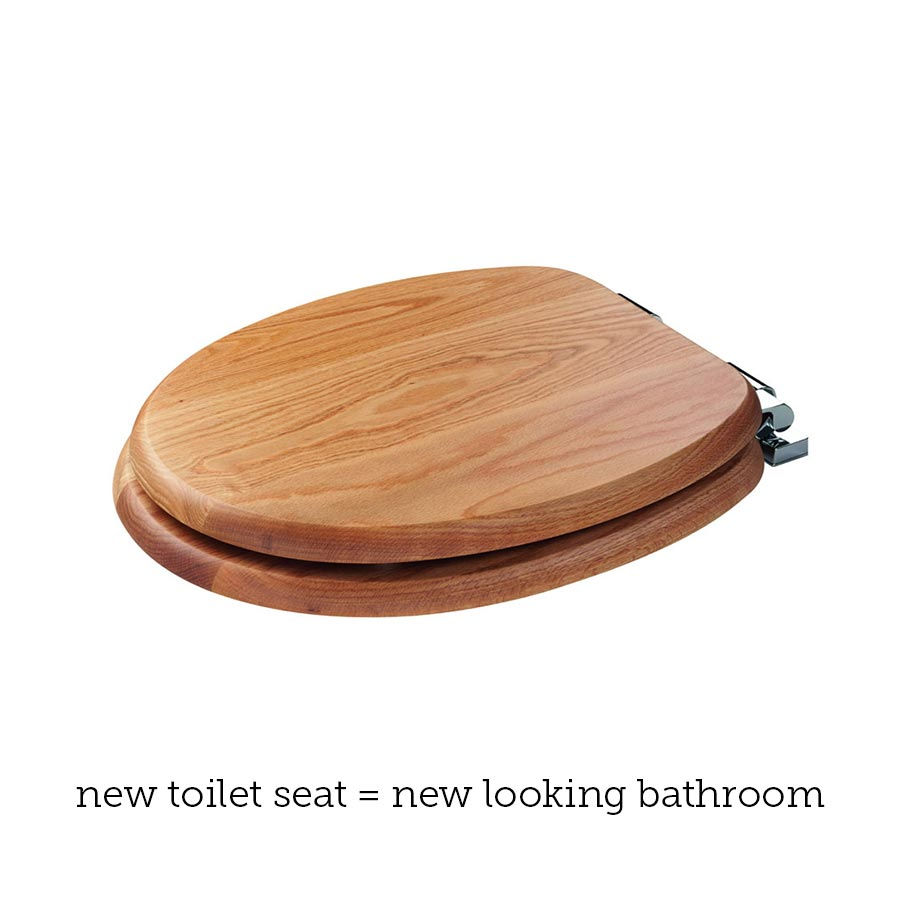 Shop our extensive range of easy-to-fit toilet seats