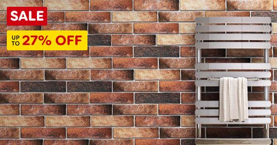 Orlando Brick Tiles