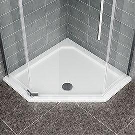 Pentagonal Shower Trays