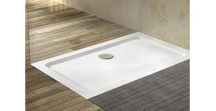 rectangular shower trays
