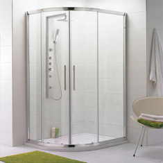 Shower Enclosures & Trays