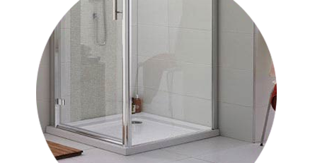 Shower Side Panels | Shower Enclosures | Victorian Plumbing UK