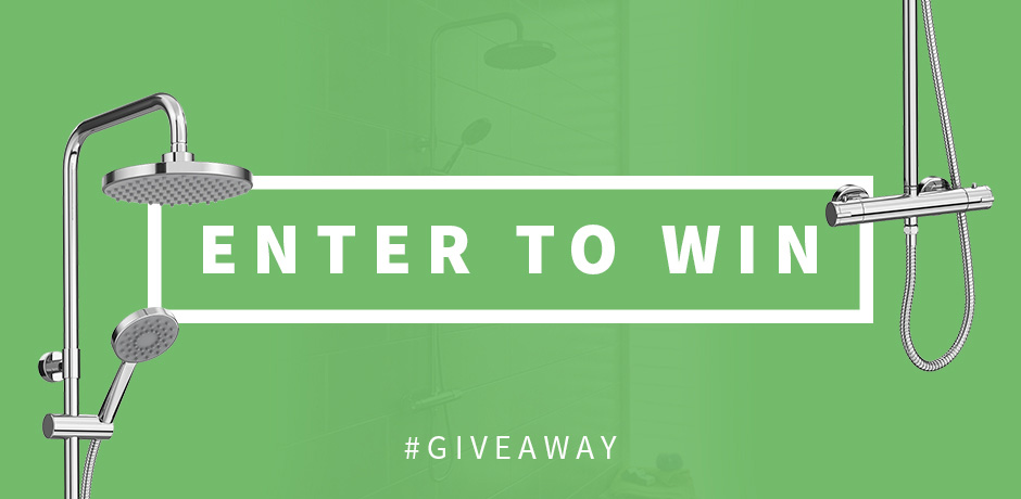 Easter Giveaway Competition - Cruze Thermostatic Shower