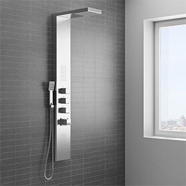 Shower Panels and Towers