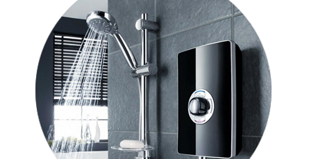 Triton electric showers | Victorian Plumbing