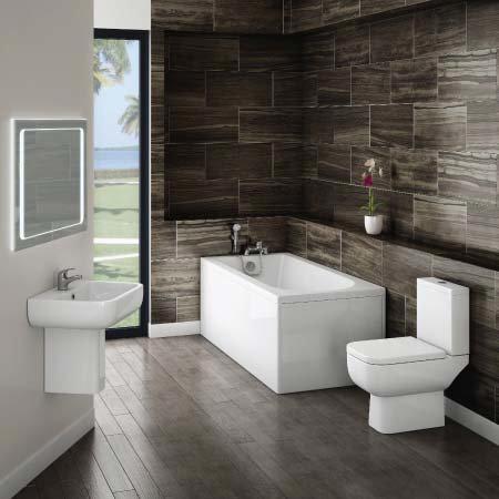 10 Refreshing Bathroom Tiling Ideas