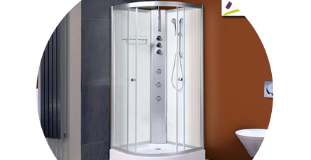 steam shower cabins