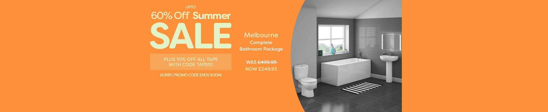 summer-sale-10off-taps-melbourne-complete-bathroom-package-countdown-july17-hbnr