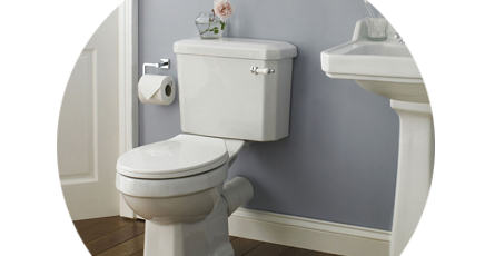 Traditional Toilets Close Coupled Toilets Victorian Plumbing Uk