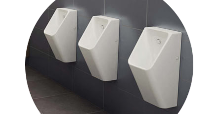 urinals banner image