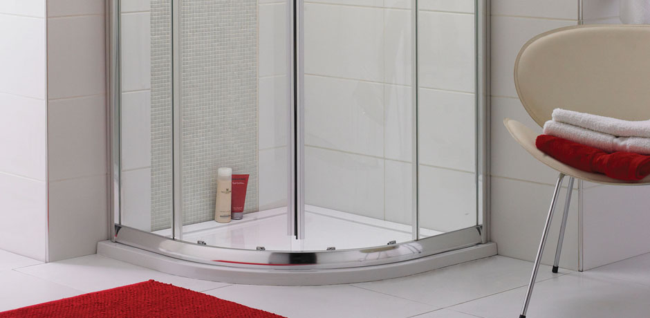 Shower Enclosure and Shower Tray