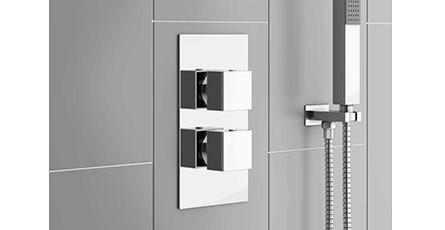 Twin Shower Valve | Victorian Plumbing