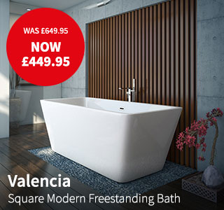 Valencia Bath On Offer Now