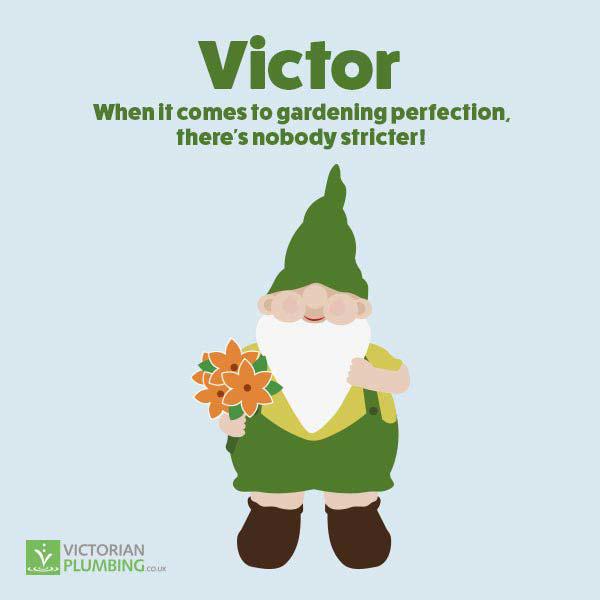 Victor The Gnome