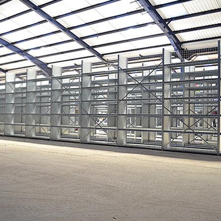 Skelmersdale Warehouse Update