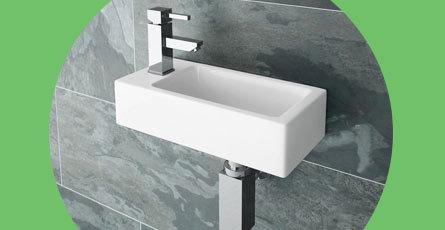 wall mounted basins