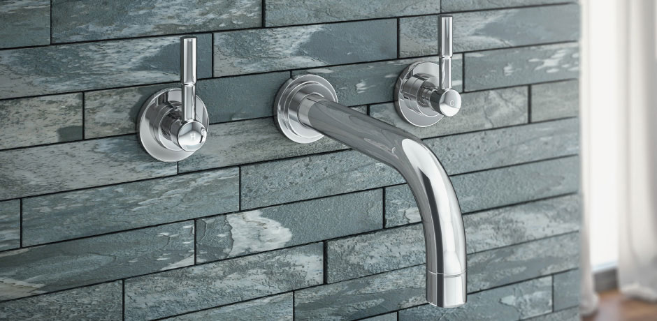 Discover: Wall Mounted Bathroom Taps