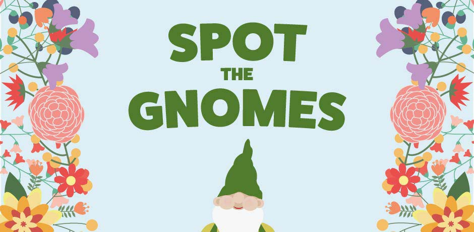 Spot The Gnomes - Competition 1 - Where's Victor