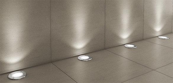 Bathroom Floor Lights